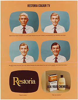 Restoria foundations TV